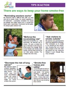 Smoke-Free Homes Kit